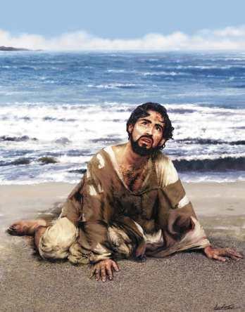 Cristo Viene Ya Estas Listo Jonas Un Prfeta De Dios Increible