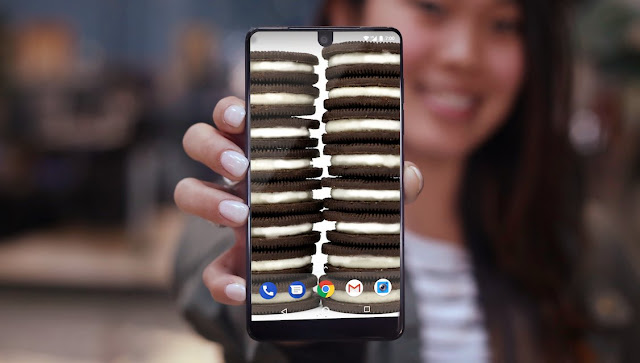 Official Android 8.1 Oreo hits Essential PH-1