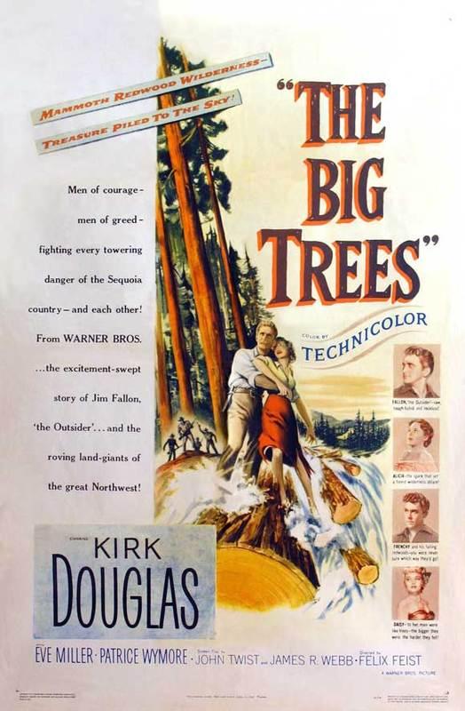 The Big Trees 1952 x264 720p BluRay Dual Audio English Hindi GOPI SAHI