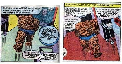 Fantastic Four 124-Buscema-CreatureLagoon