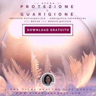 CoronaVirus, Dolore Pelvico, Sistema Immunitario & Zona Di Paura: La Sfera Di Protezione 🌟 | Elena Tione Healthy Life Coach | Sollievo Per Il Dolore Pelvico Femminile