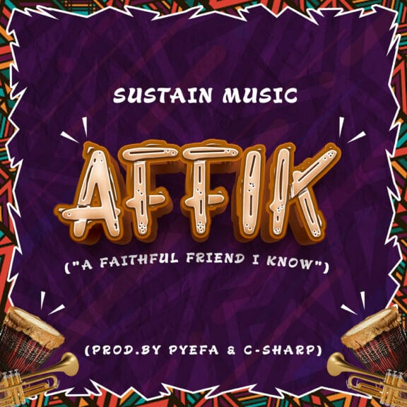 Audio: Sustain Music – A Faithful Friend I Know