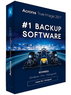 Acronis True Image New Generation 2017