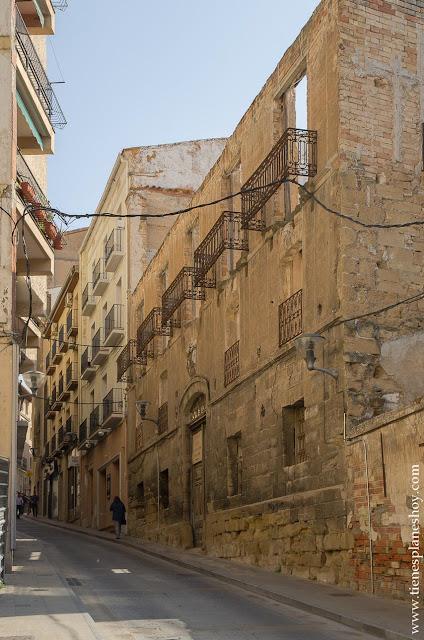 Casa Ram Alcañiz leyendas casas encantadas Teruel viaje escapada