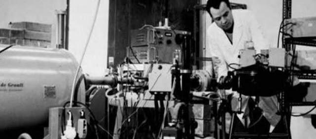 Όταν Η Ελλάδα Είχε Δικό Της Επιταχυντή Και Έκανε Πειράματα Πυρηνικής Φυσικής…