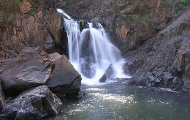 Best Waterfall in coorg