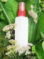 DIY Homemade deodorant spray recipe /  domowej roboty dezodorant w sprayu jak zrobić? / prosty dezodorant eko krok po kroku przepis