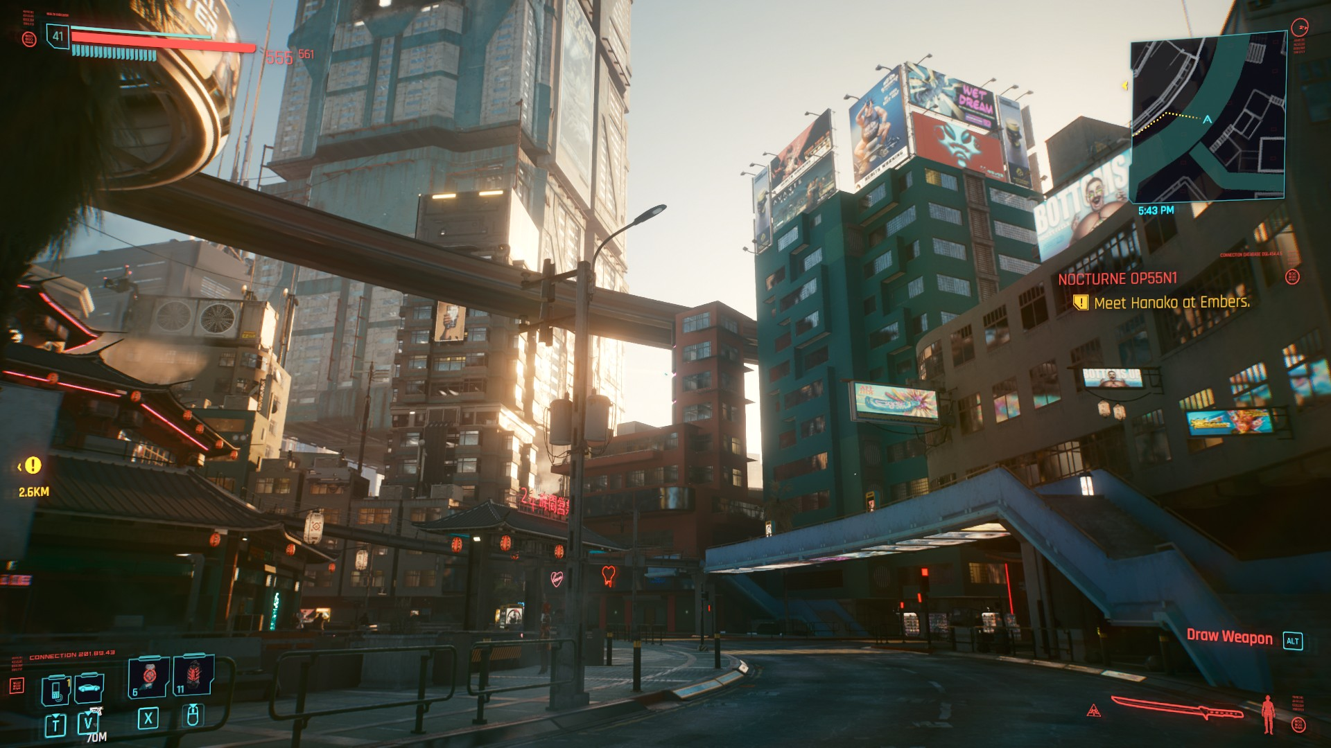 Cyberpunk 2077 ray tracing optimization