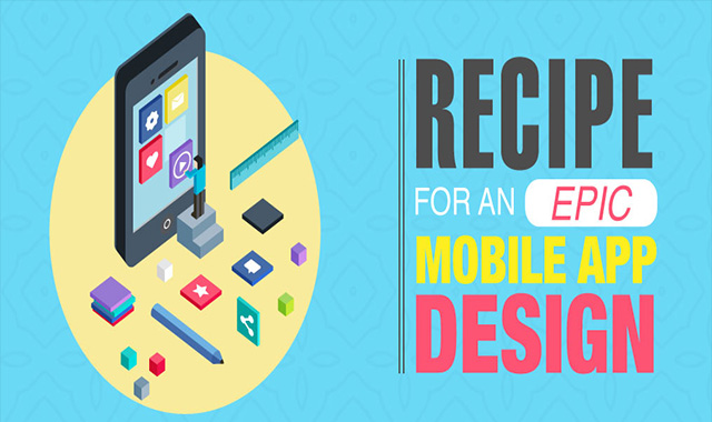 Recipe for an Epic Mobile App Design