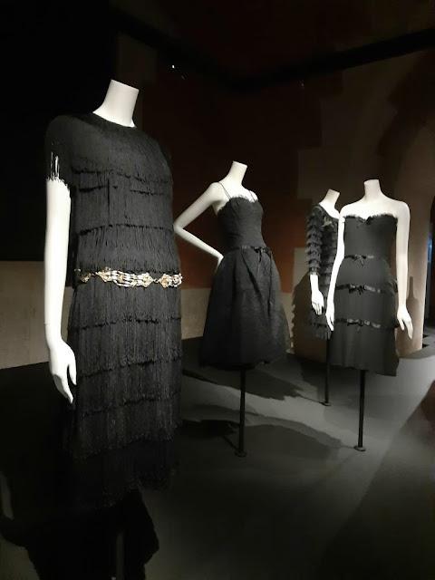 Chanel exposition Palais Galliera musée de la ville de Paris mode haute couture manifeste de la mode