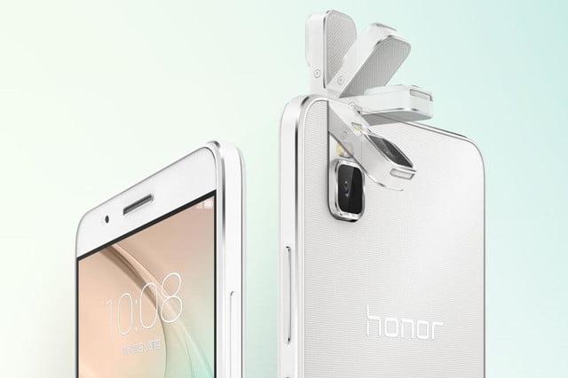 Spesifikasi Huawei Glory 7i, Smartphone dengan Kamera Berputar