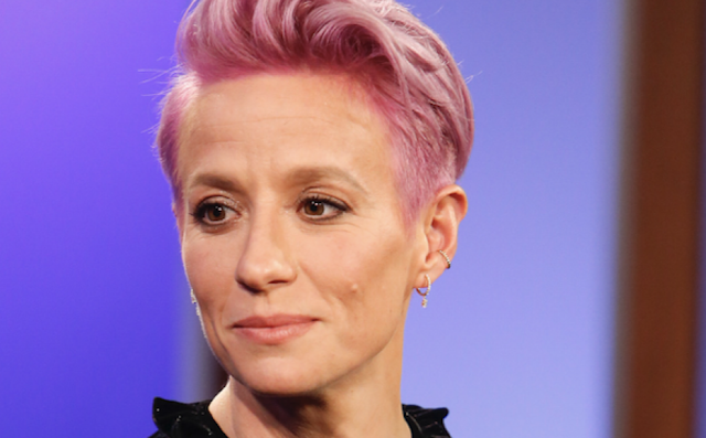 Megan Rapinoe: My Girlfriend Told Me They're Gonna Ask Me 'To Run For President'