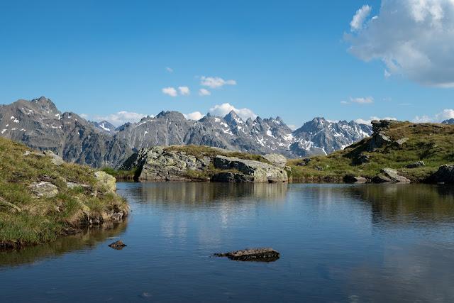 Gipfelweg Madrisella  Wandern Silvretta-Montafon  Vorarlberg 11
