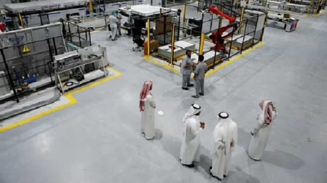 Industrial Sector replaces Expat workers with Saudi Nationals - Saudi-Expatriates.com