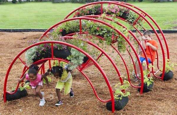 Nature origins garden arch