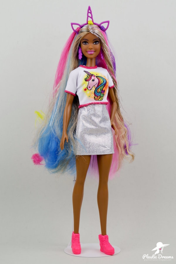 fantasy hair barbie doll