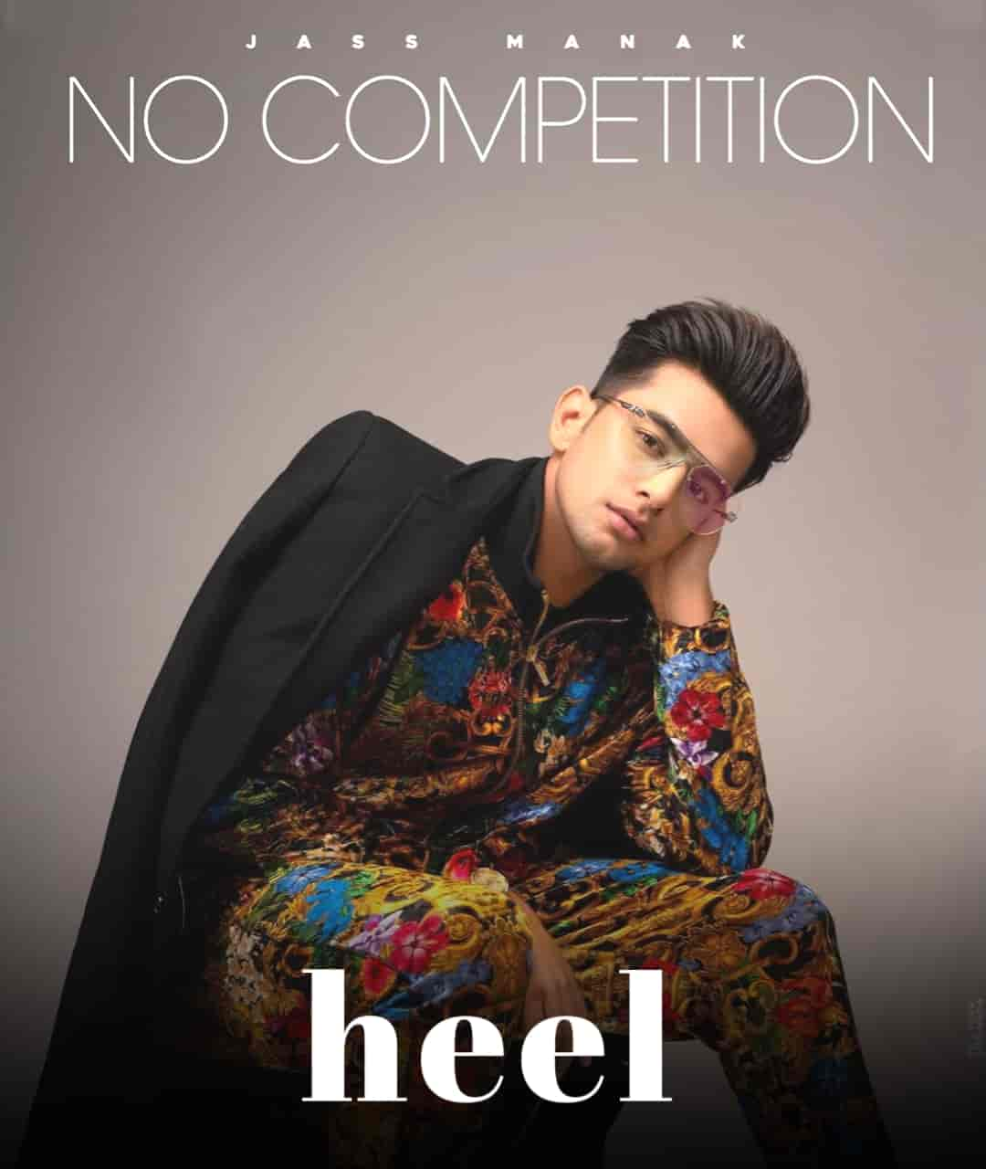 Heel Punjabi Song Image By Jass Manak From Album No Competition