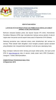 Indeks Pencemaran Udara, IPU di Johan Setia Klang, IPU Tidak Sihat, Jerebu, Kualiti Udara Malaysia, Pembakaran Terbuka,