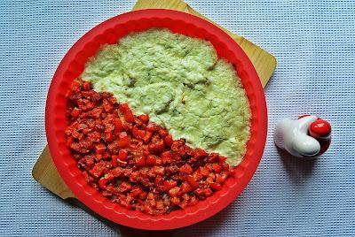Euro 2016: zapiekanka ziemniaczana w dwóch smakach – serowo-czosnkowa i pomidorowo-paprykowa