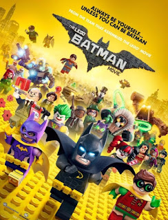 The Lego Batman movie review...