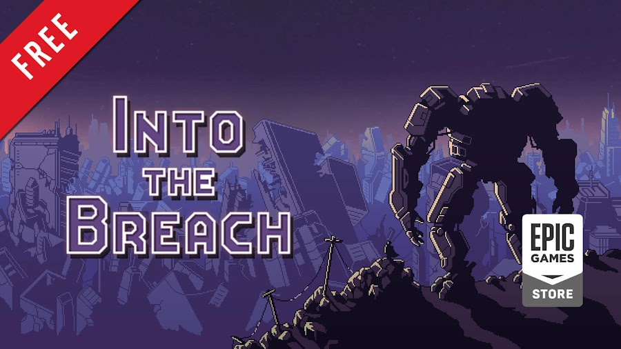 into the breach free pc game epic games store turn-based strategy game subset games