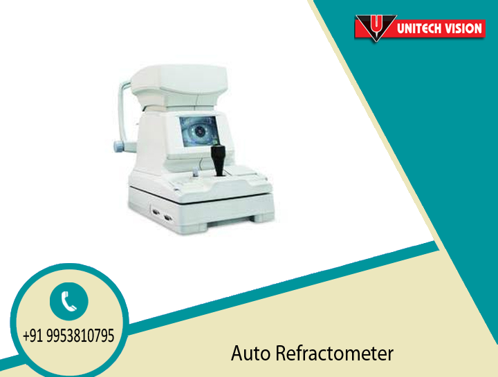 Ophthalmic Equipment Manufacturer in India | Auto Refractometer