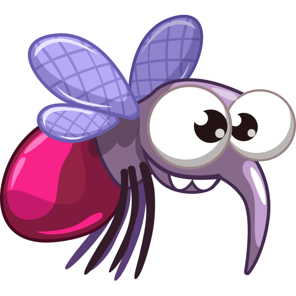 Mean Insect Emoticon