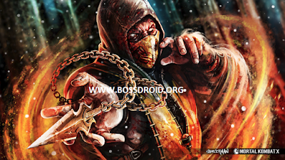 Download  Mortal Kombat X Mod v1.11.0 APK Data OBB Android