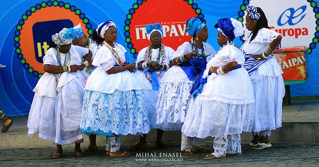 Carnaval,  Salvador de Bahia, Brazilia