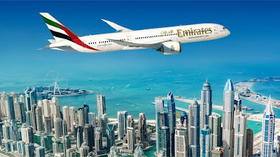 fly emirate uae dubai