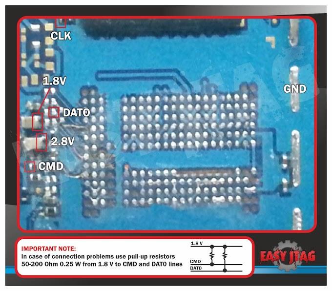 Samsung J200F dead boot repair emmc dump file free download