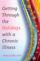 Holidays with chronic illness