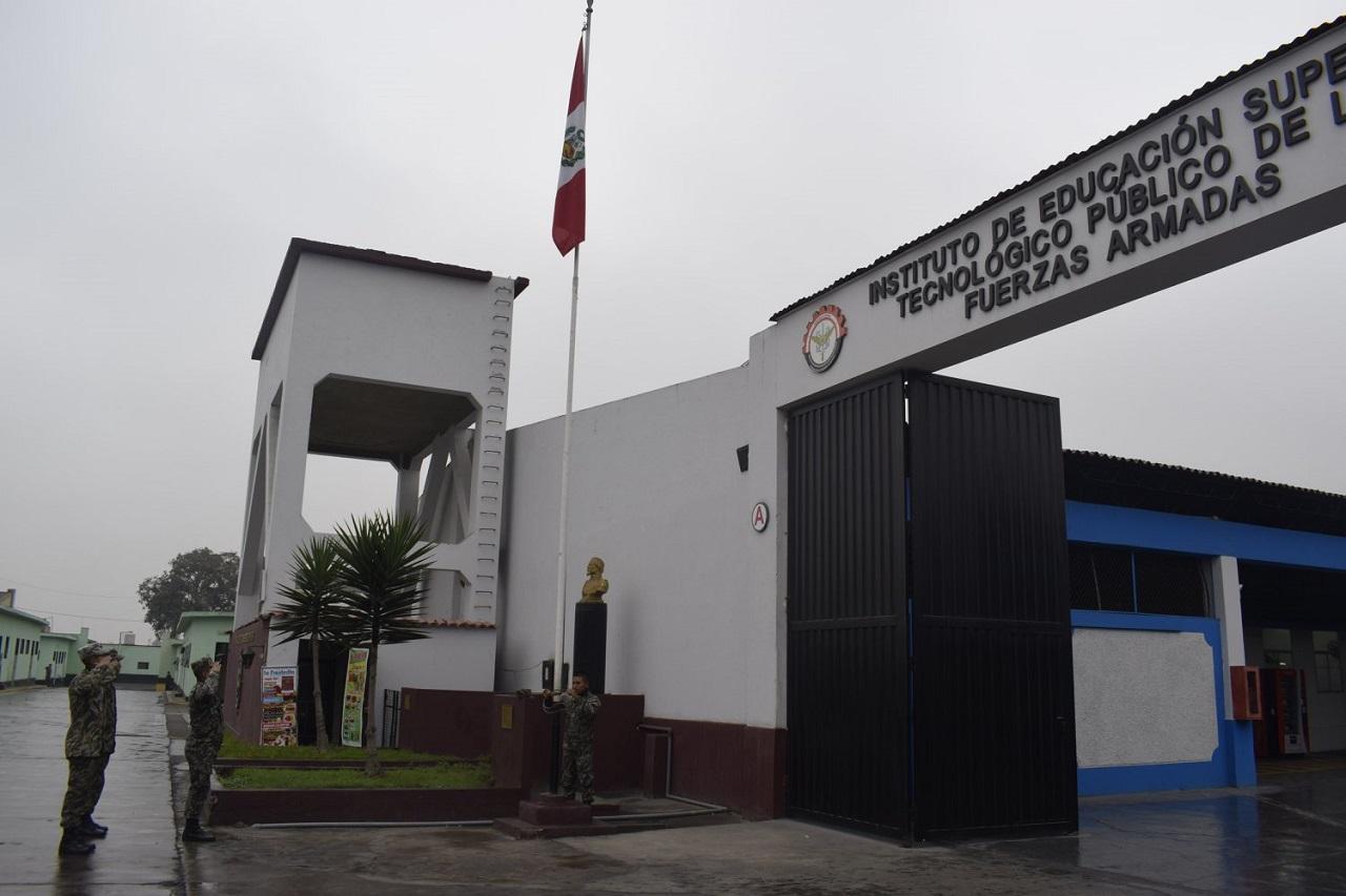 Instituto de E.S.T.P. de las Fuerzas Armadas