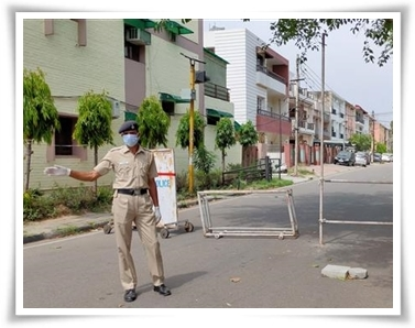 Curfew lifted in Chandigarh tonight, markets to be open from tomorrow, vehicles to run on roads