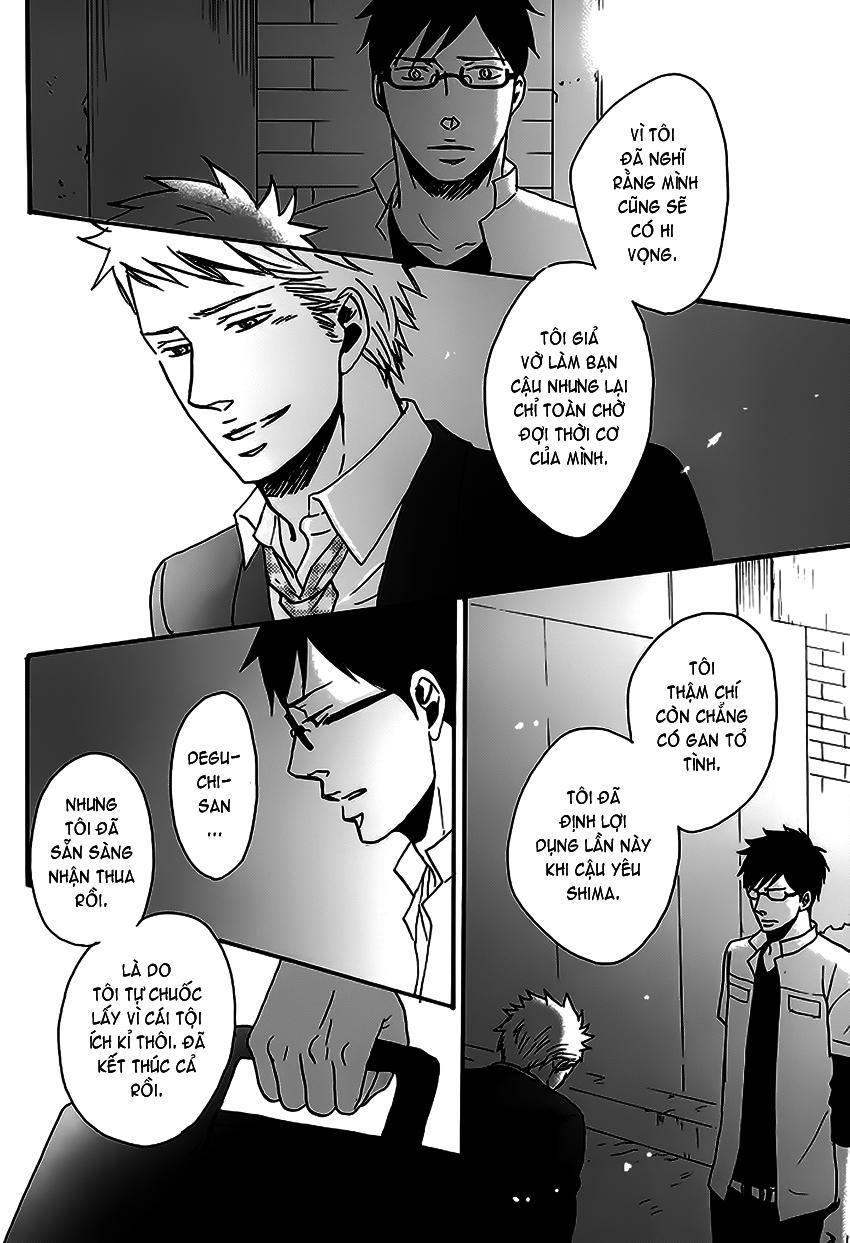 Trang 30 - Dù Thế Nào Em Vẫn Yêu Anh--EXTRA 3--[ShuShi Group] (- Yoneda Kou) - Truyện tranh Gay - Server HostedOnGoogleServerStaging