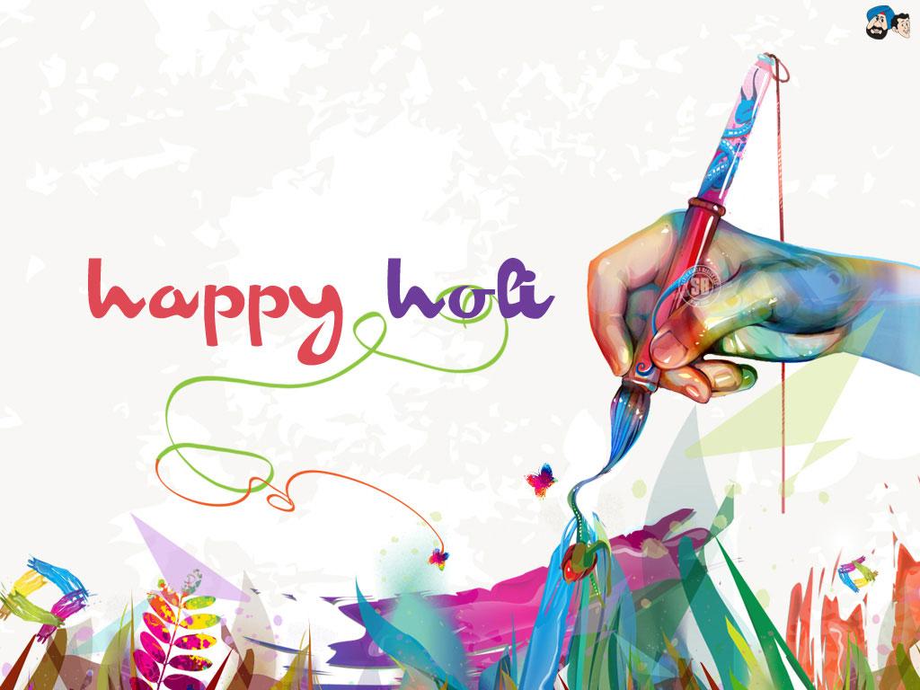 Holi 3d Wallpaper Name Top 10 Santa Banta Holi Wallpapers Free Download