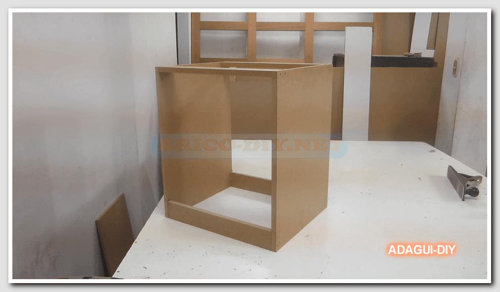 Como hacer velador de mdf v deo como hacer m dulo b sico for Como hacer una comoda de madera pdf