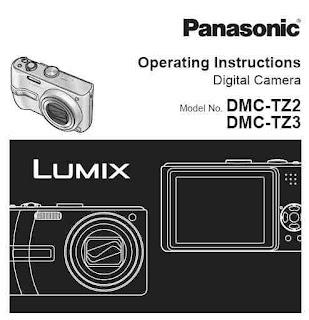 Panasonic Lumix DMC-TZ3 Manual