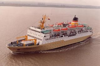 Jadwal Kapal Laut Terbaru 2019 KM Egon