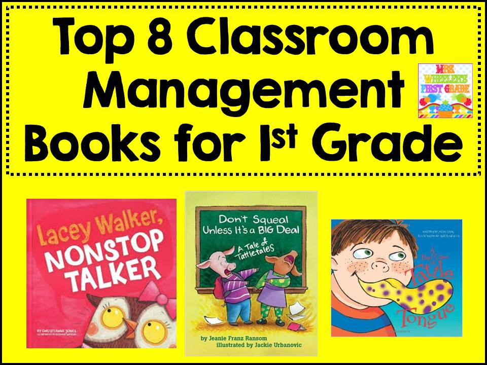 Classroom Management Ideas For First Grade ~ Mrs wheeler s first grade tidbits essential books for