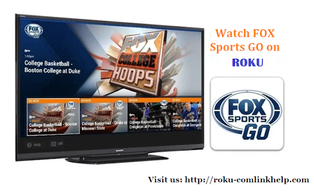 Activate FOX Com | FoxSportsGo.Com/Roku Channel Activation | FoxSportsGo Com Activate