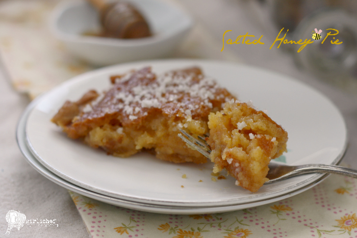 Salted Honey Pie
