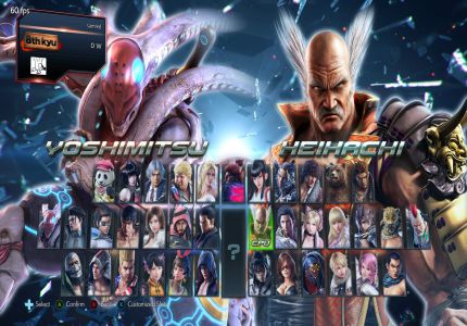 Tekken Free Download For PC