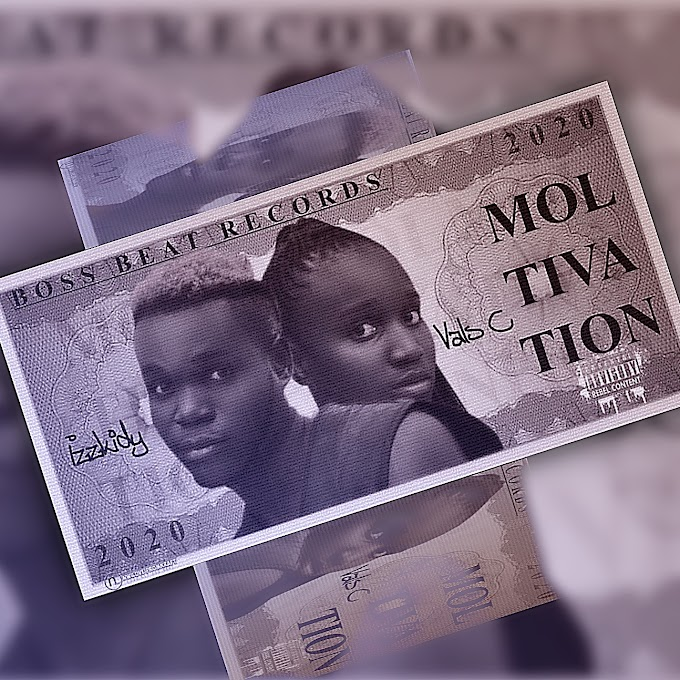AUDIO & VIDEO: Izzkidy ft Vals C _ Motivation   (Produced by Izzkidy)