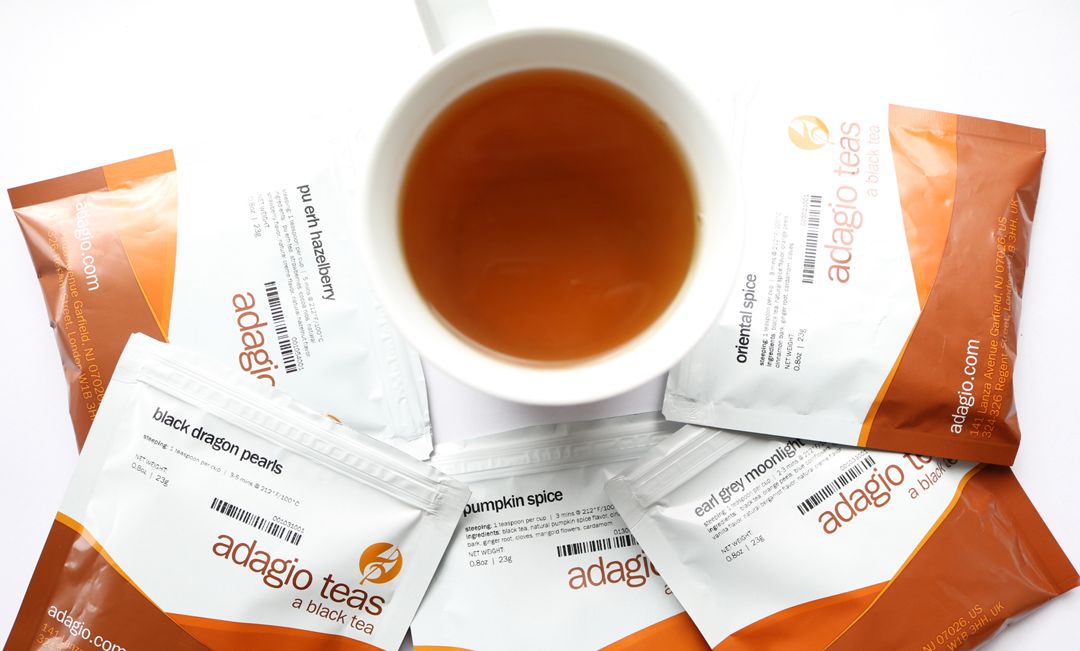 5 Teas To Cosy Up To This Autumn with Adagio Teas