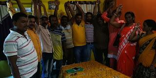 ward-member-protest-cm-jamshedpur