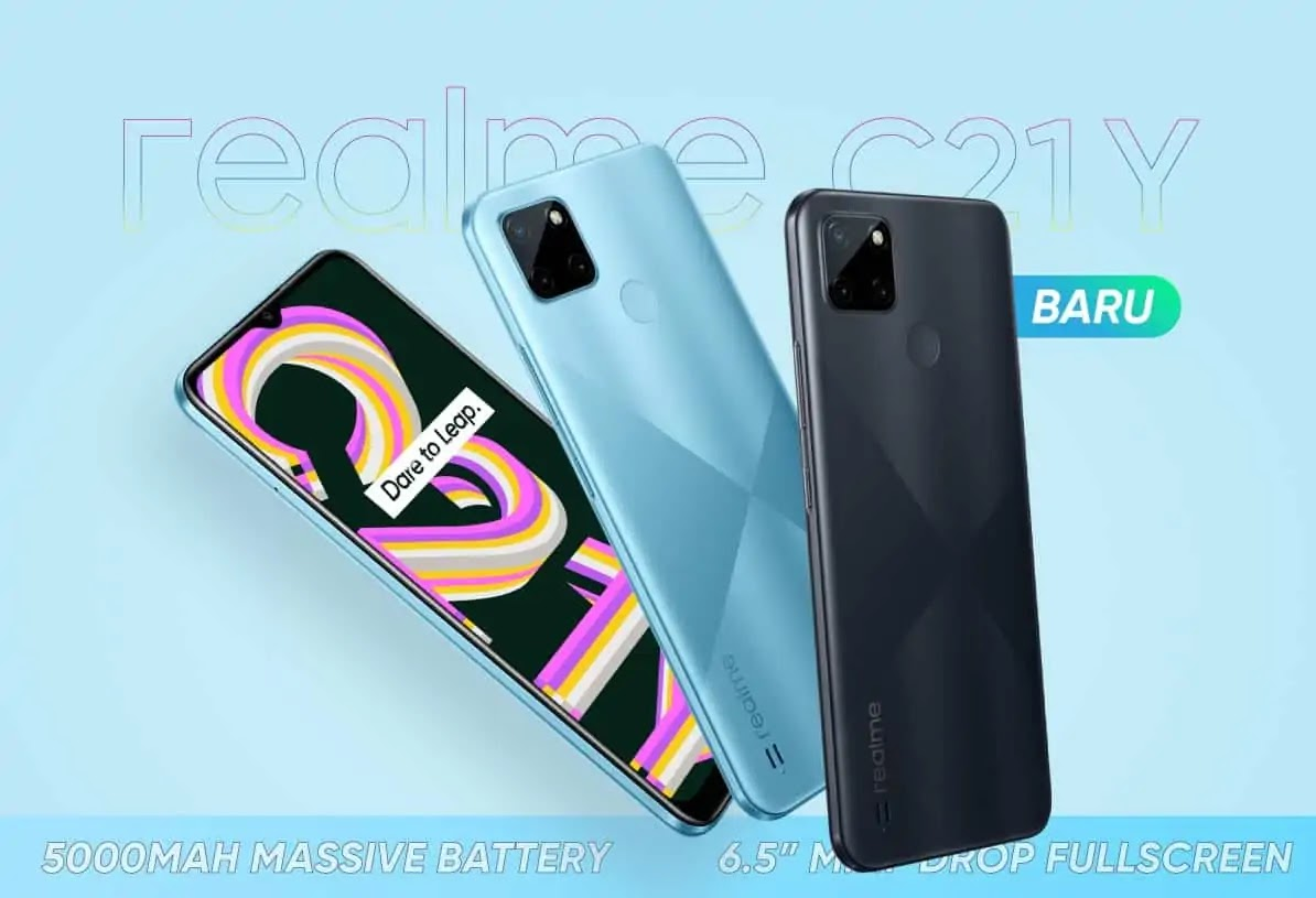 3 Differences between realme C21 and realme C21Y that you need to know