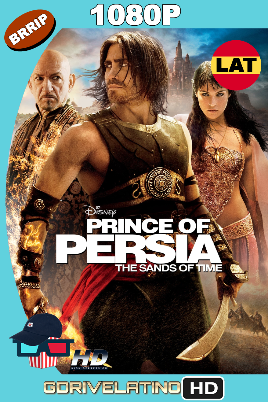 El Príncipe de Persia: Las Arenas del Tiempo (2010) BRRip 1080p Latino-Ingles MKV