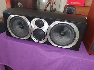 Whafedale Diamond 10.CM center speaker (Used) 20200829_112801
