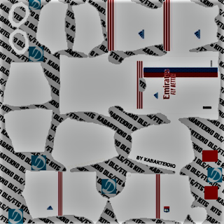home DLS Kit 2021 Olympique Lyon